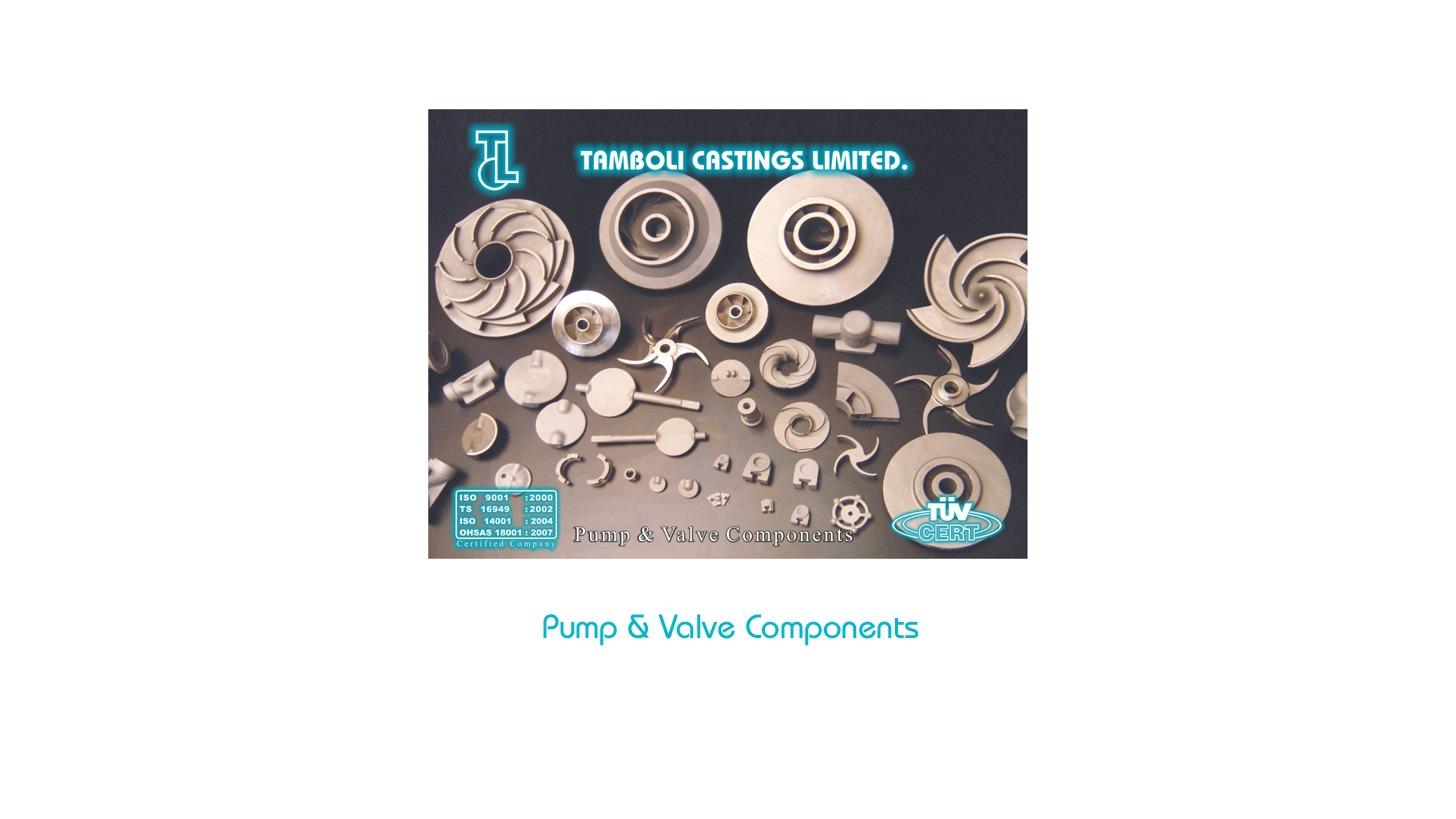 Logo Pump & Valve Components