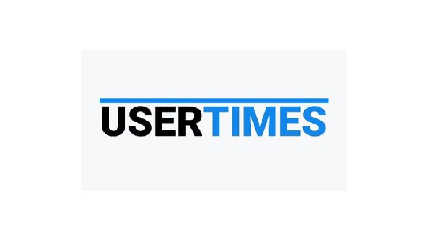Logo Usertimes