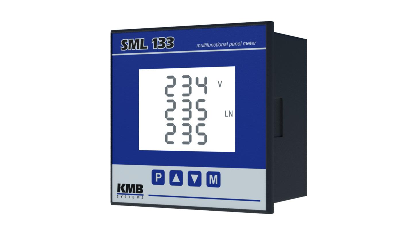 Logo SML 133 multimeter
