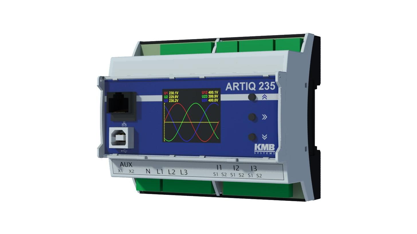 Logo ARTIQ 235