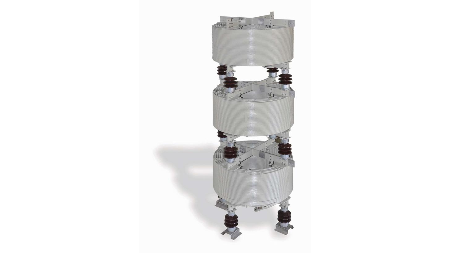 Logo MV Harmonic Filter Reactor