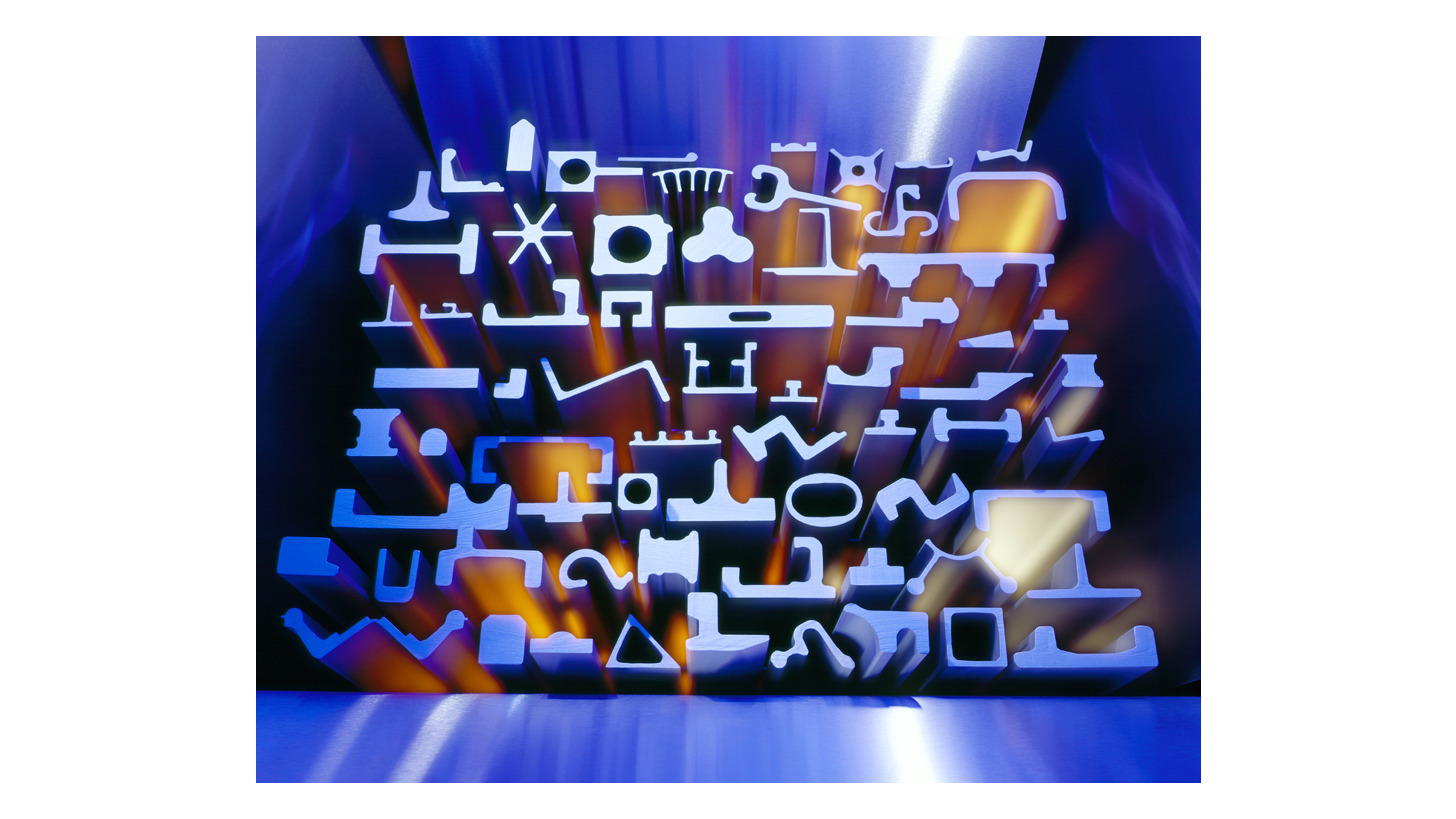 Logo Customized special steel profiles