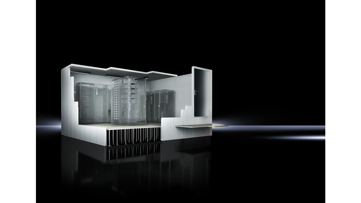 Logo Security Rooms for Data Centers