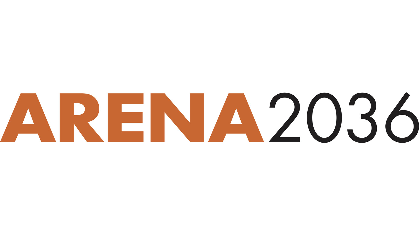 Logo ARENA2036