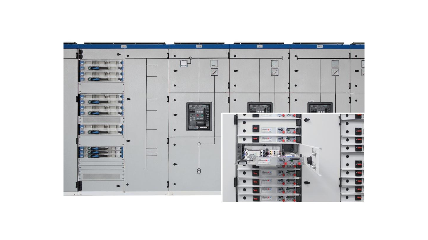Logo Low-Voltage switchgear / MCC