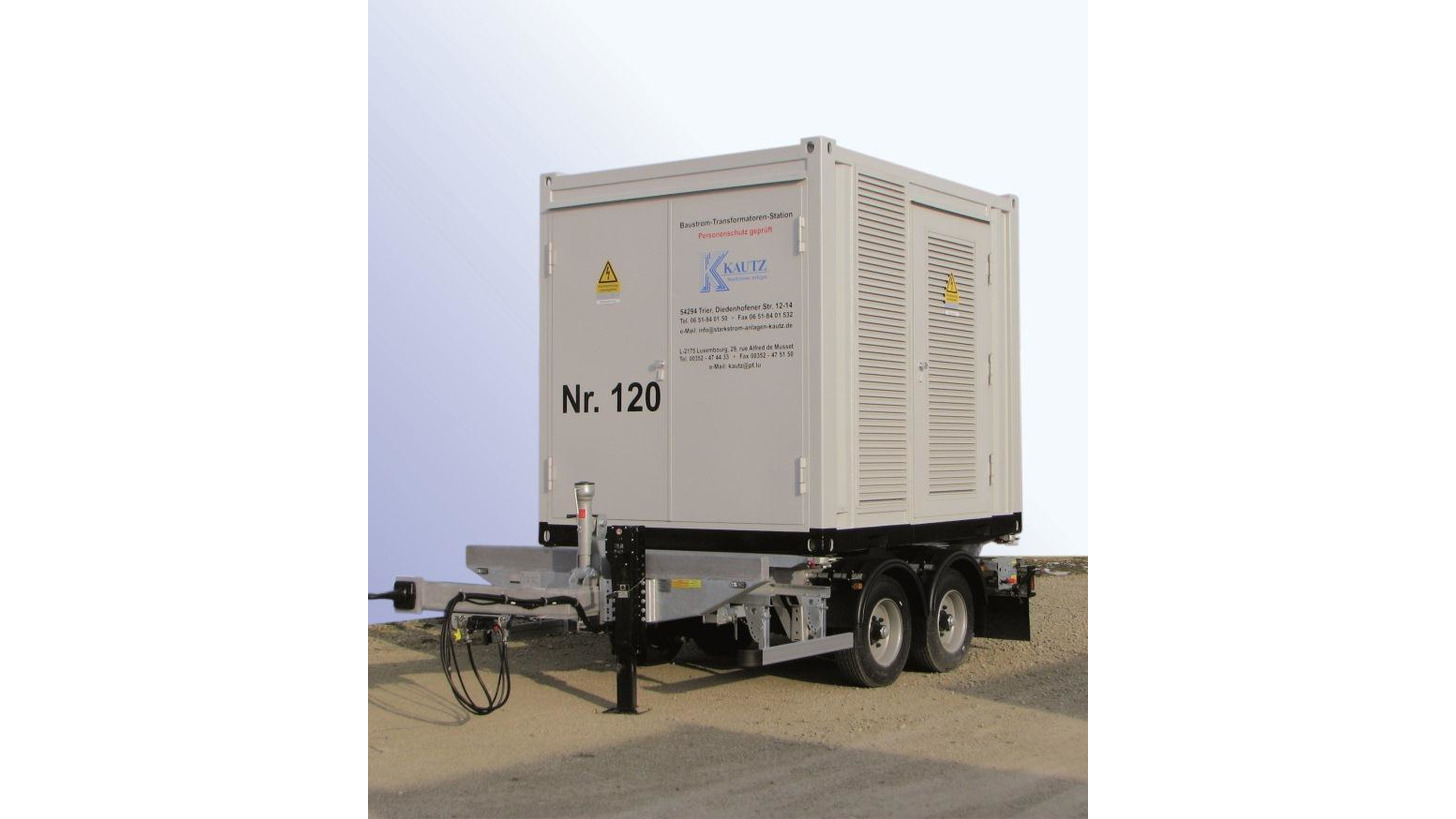 Logo Mobile transformer stations (steel)