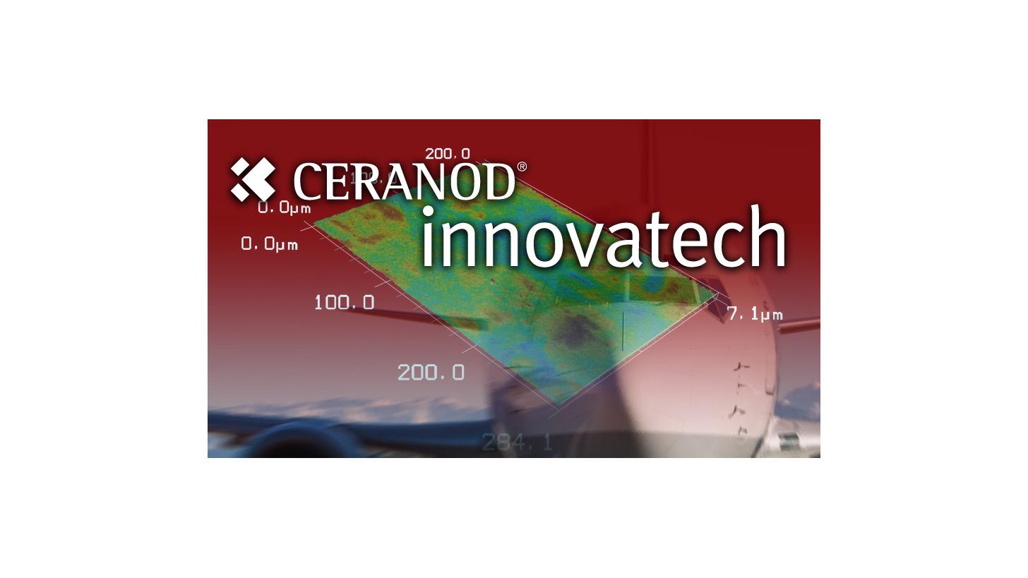 Logo CERANOD® innovatech
