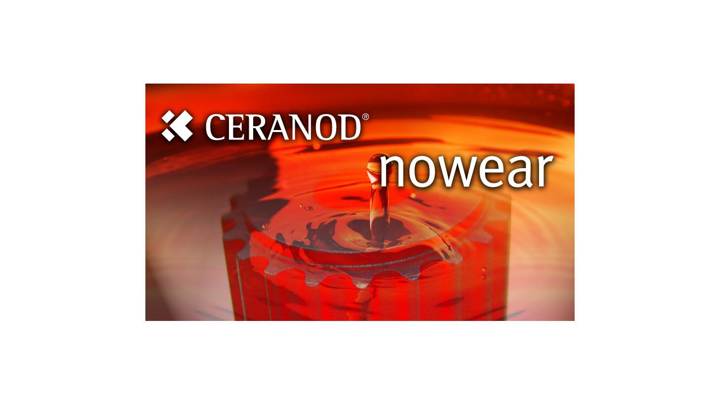 Logo CERANOD® nowear