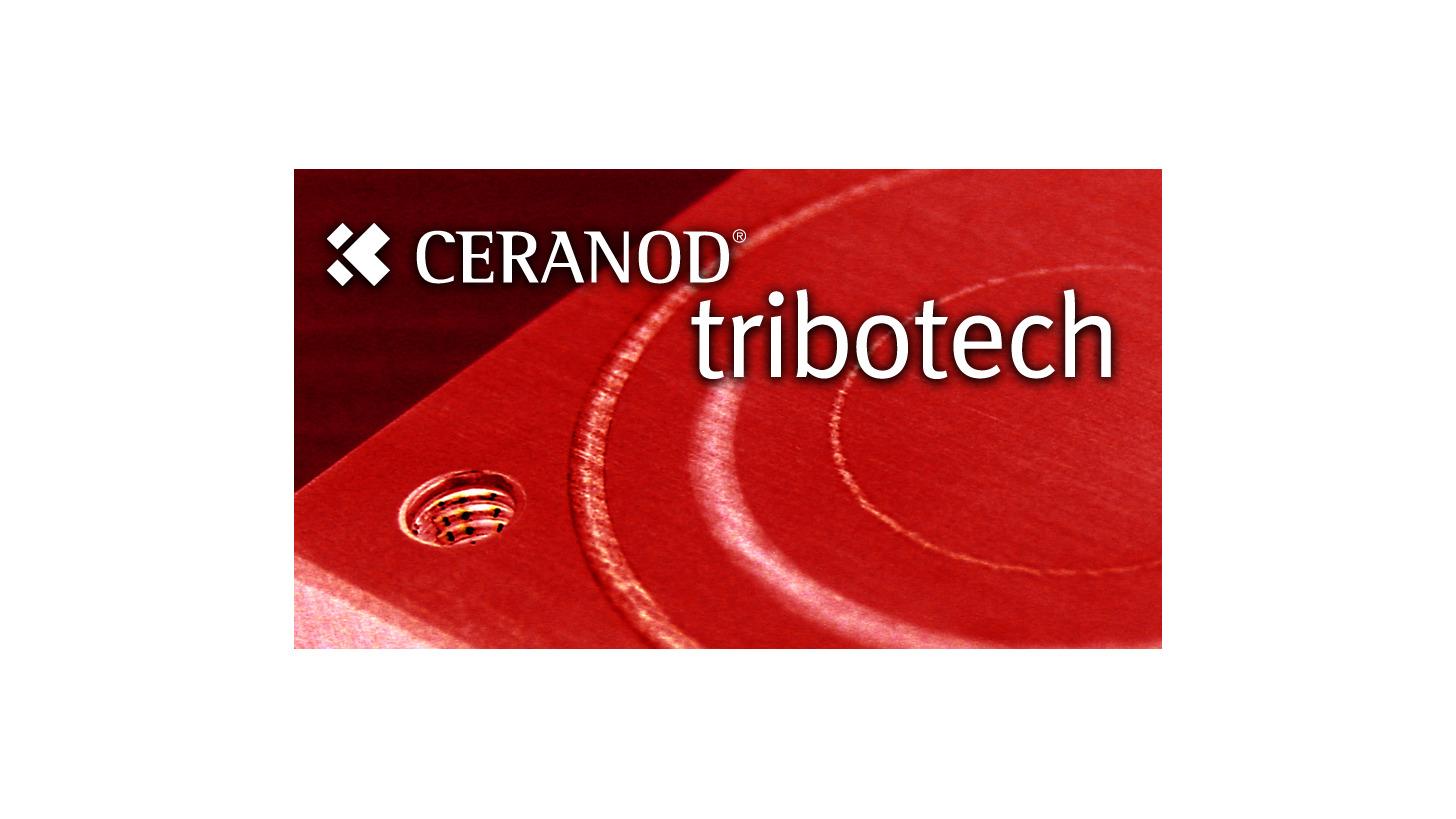 Logo CERANOD® tribotech