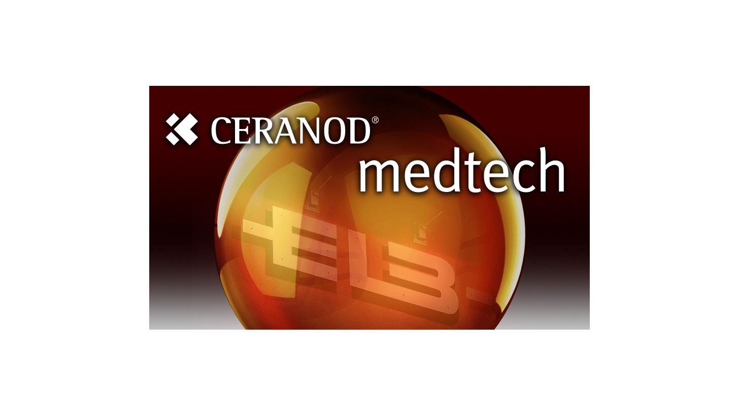 Logo CERANOD® medtech