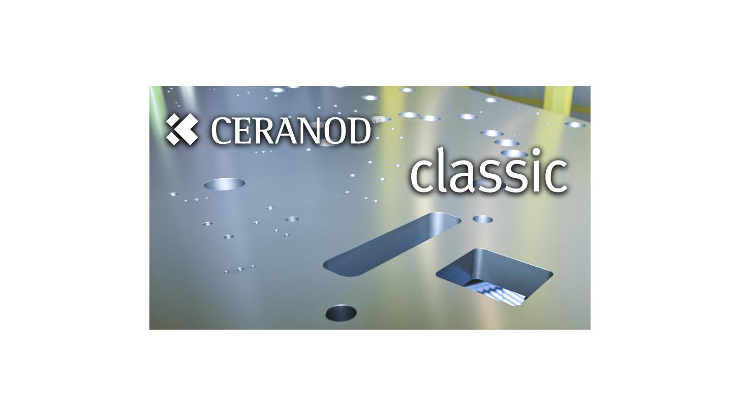 Logo CERANOD® classic
