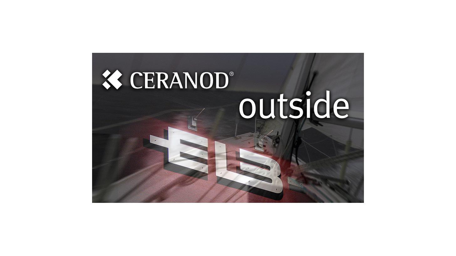 Logo CERANOD® outside