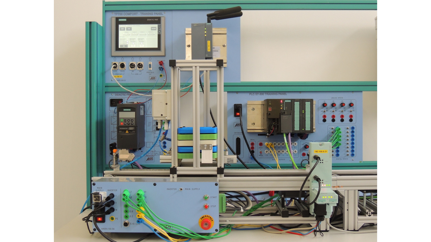 Logo Industry 4.0 Flexible Assembly Line