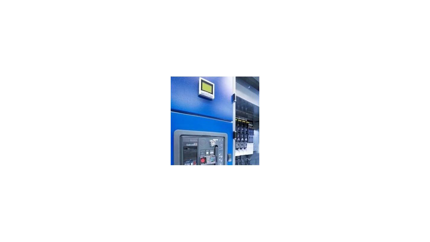 Logo Niederspannungsschaltanlage  NS3001