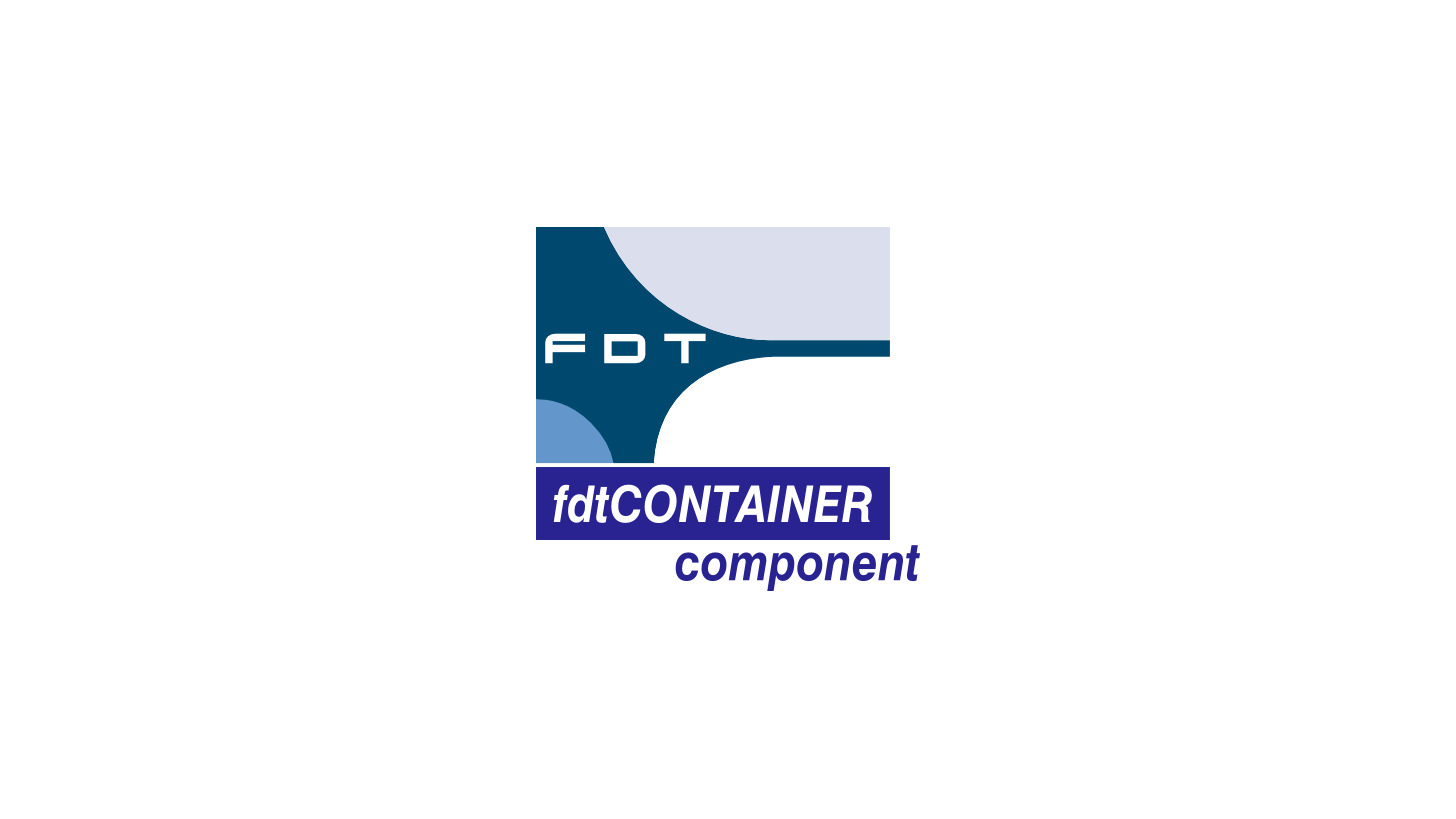 Logo fdtCONTAINER component