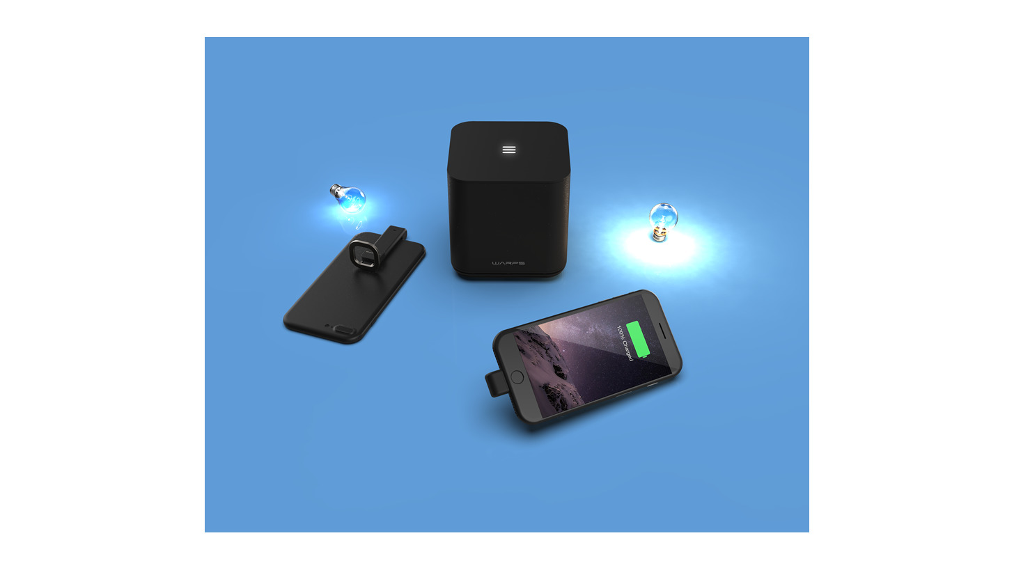 Logo Wireless Charging and RF Power Solution