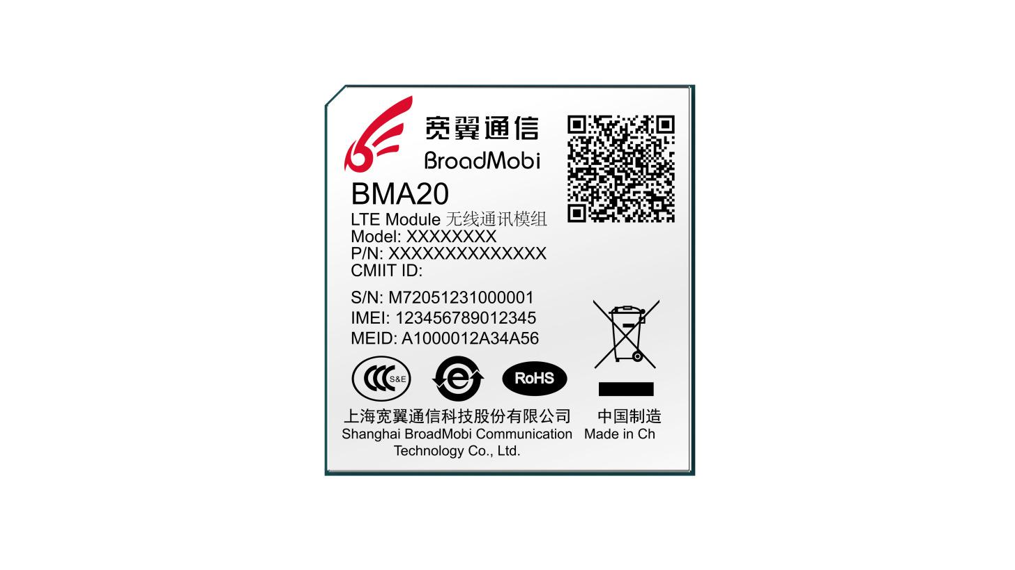 Logo BMA20