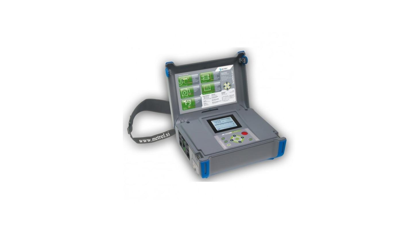 Mi 3252 Microohm 100a Product Hannover Messe 2018 Insulation Tester Constant 5kv Metrel 3201 Teraohm 5 Kv Plus Hv