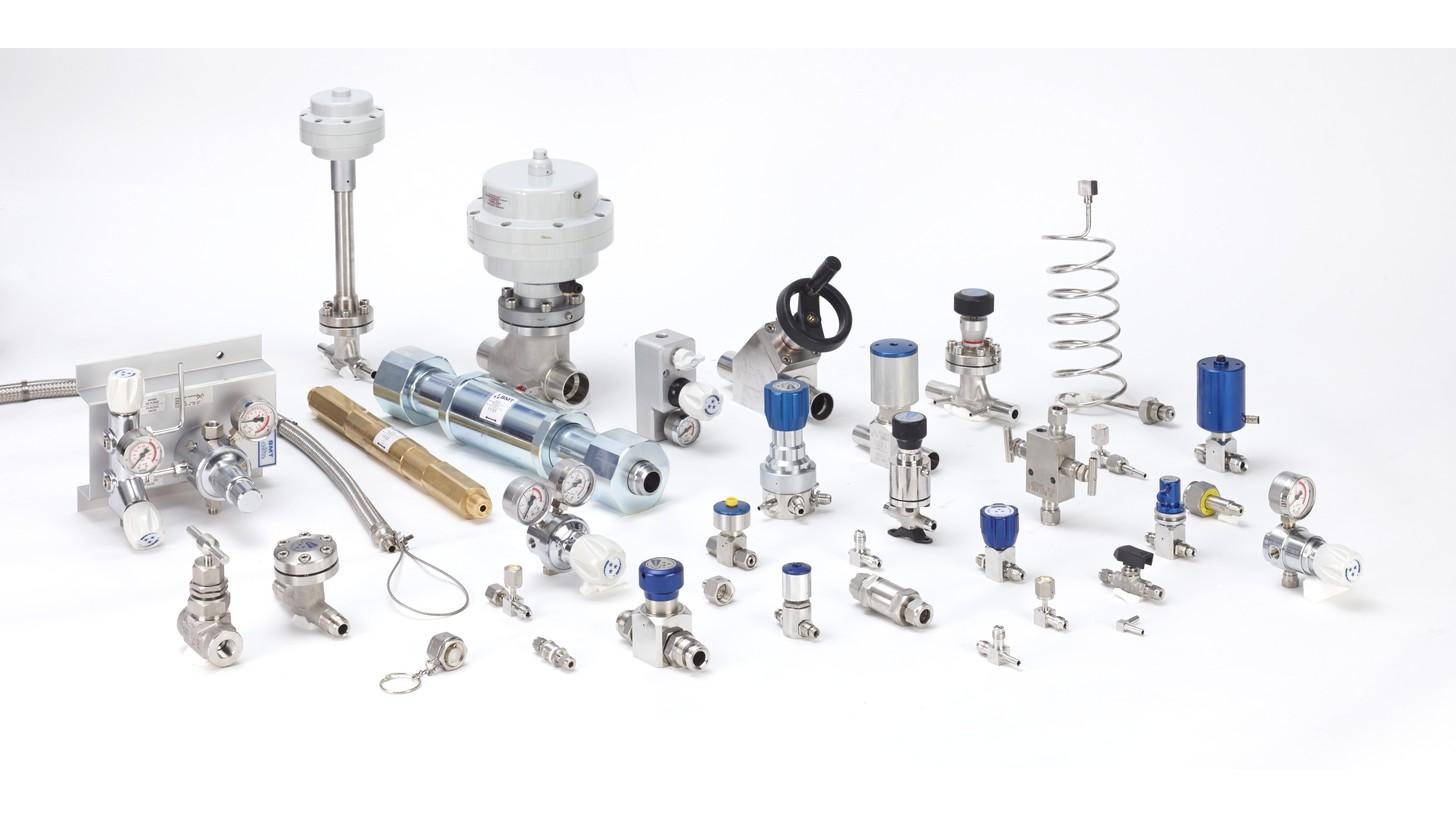 Logo Laboratory gas equipment