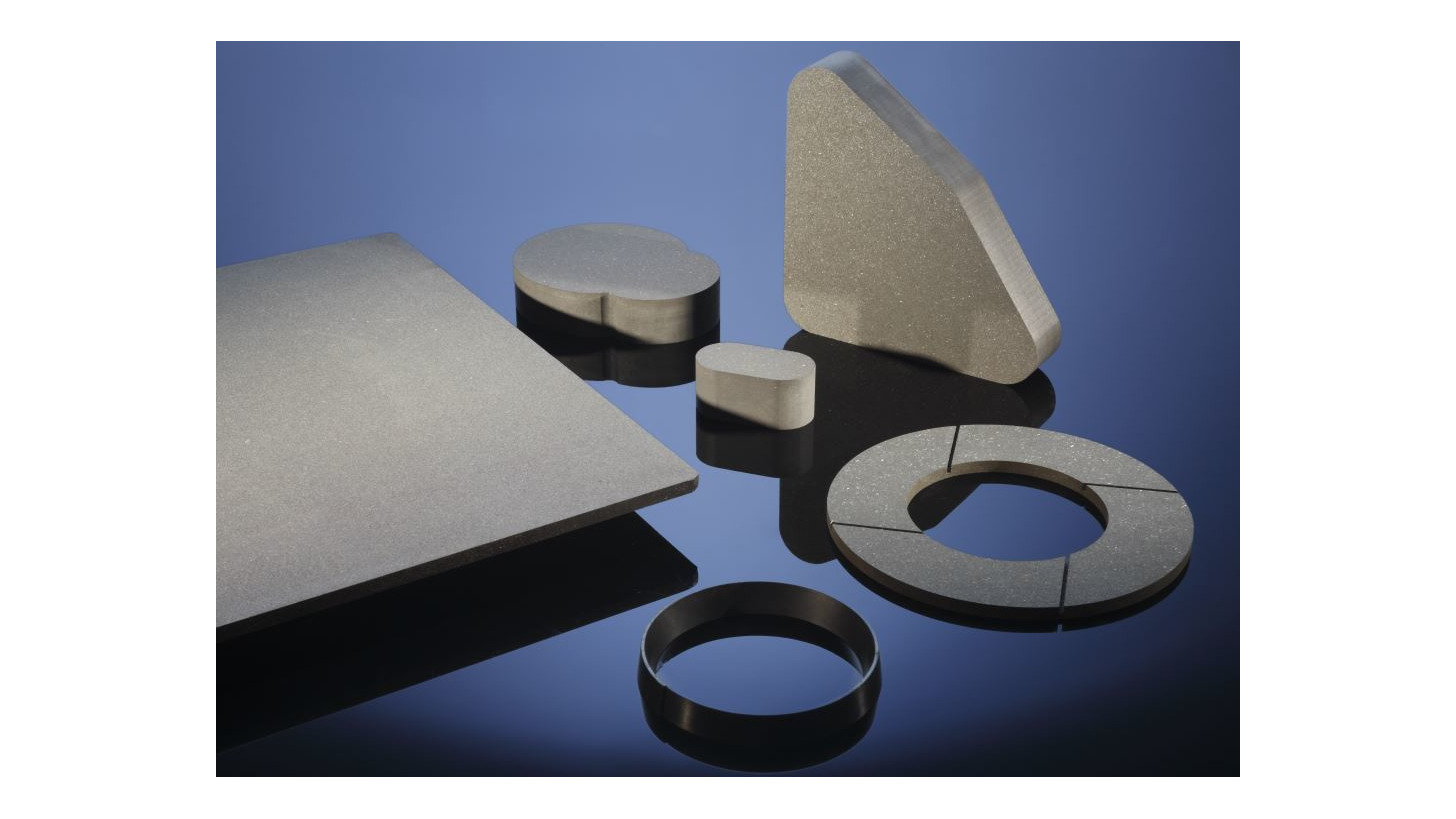 Logo Industrial friction materials