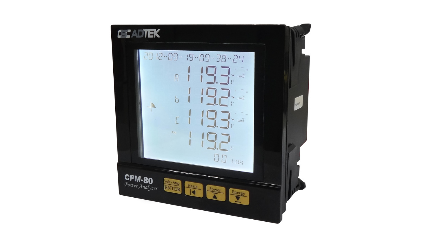 Logo CPM-70 series Multifunction Power Meter