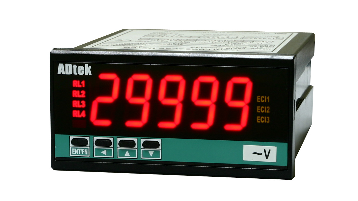 Logo CS2-VA 4 1/2 digits Volt/Current Meter