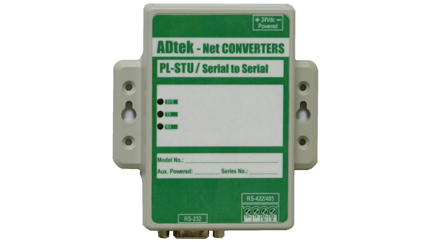 Logo PL-STU USB TO SERIAL PORT Converter