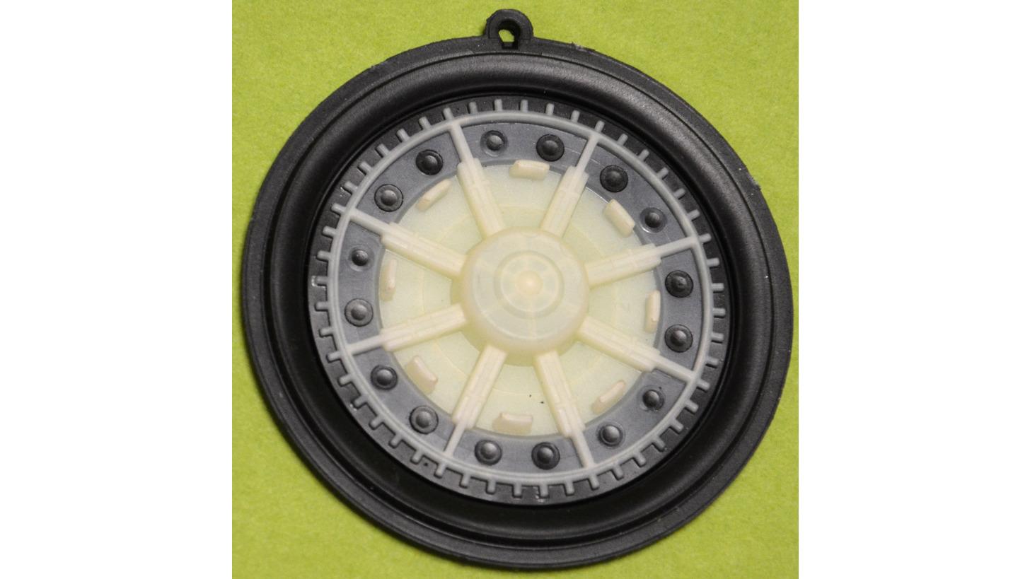 Logo Mehrkomponentenformteile aus Kunststoff und Kautschuk
