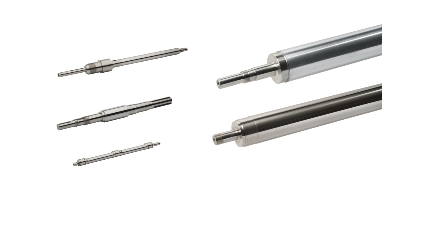Logo Shafts and Cores