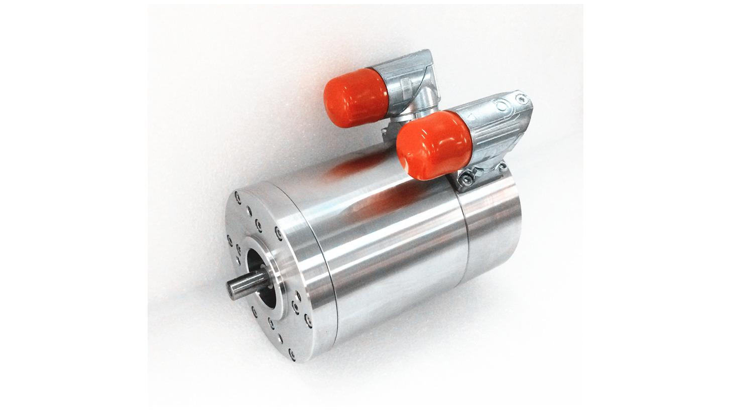 Logo Stainless Steel Servo Motor