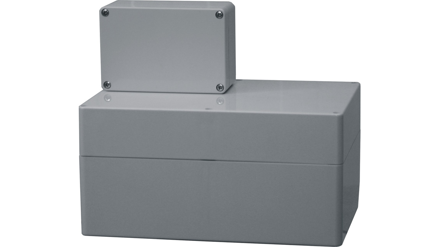 Logo Standard and Ex Enclosure Systems