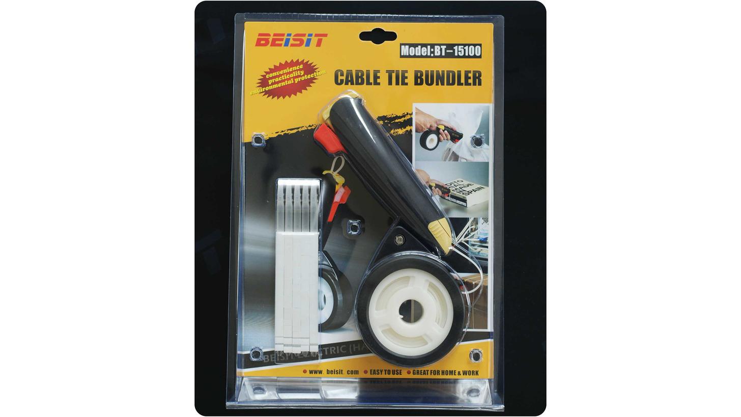 Logo Cable Tie Bundler