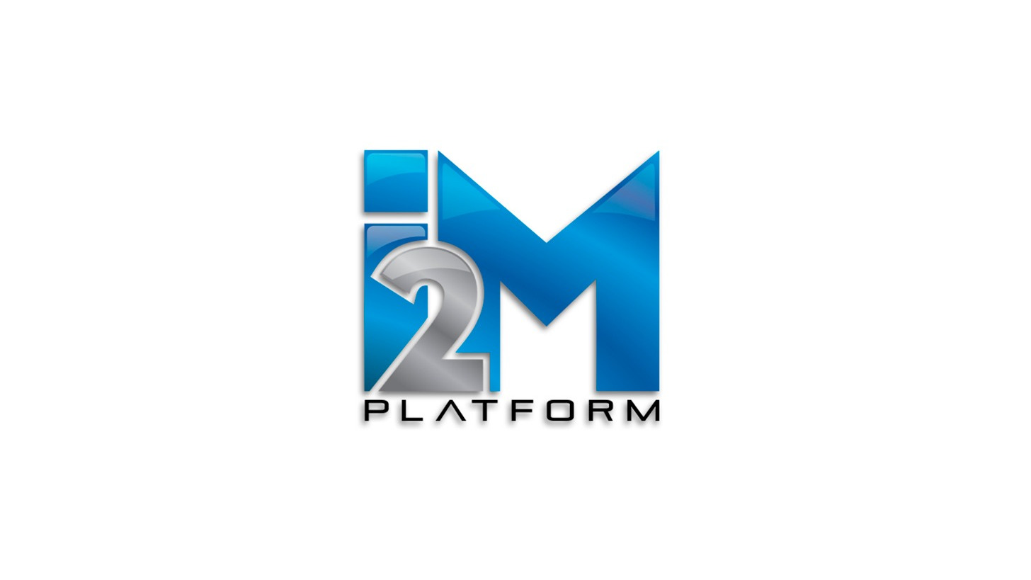 Logo I2M (Intelligence to Manufacturing)
