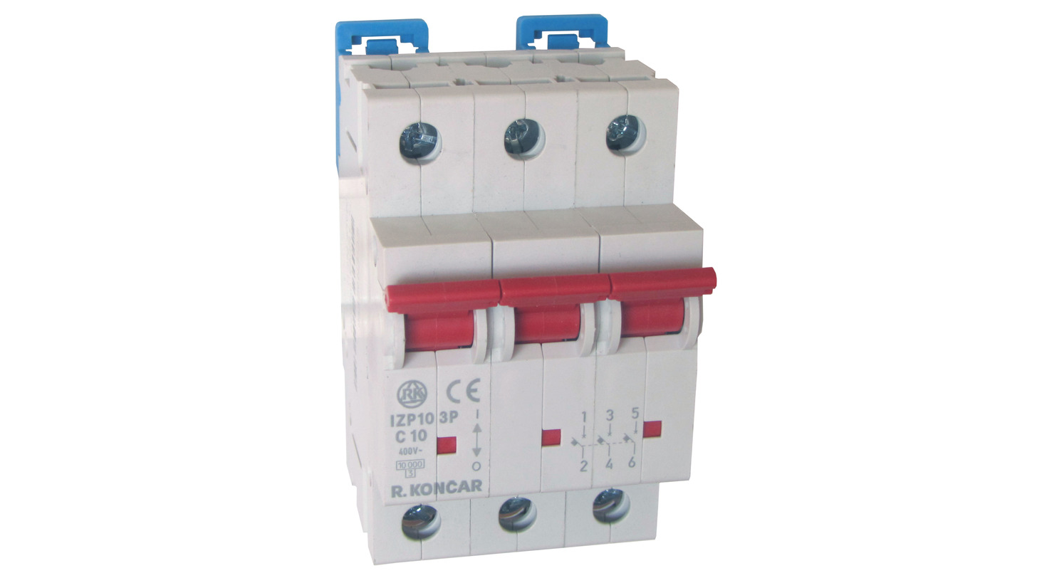 Motor Contactors Type Cnm Product Hannover Messe 2018 Miniature Push Button 5 Amp Circuit Breaker For Dc Or Ac Circuits Breakers Izp