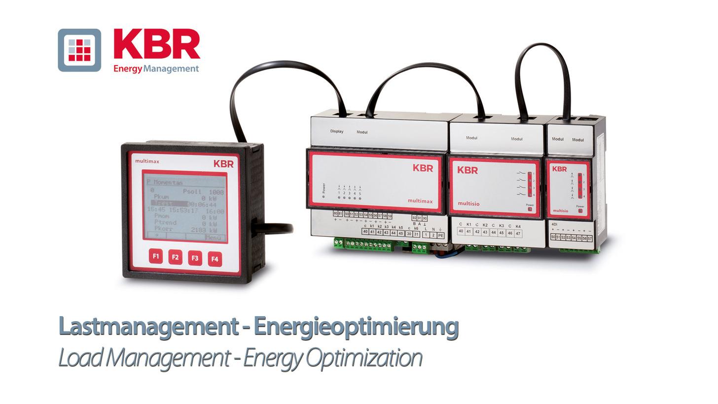 Logo Energieoptimierung / Lastmanagement
