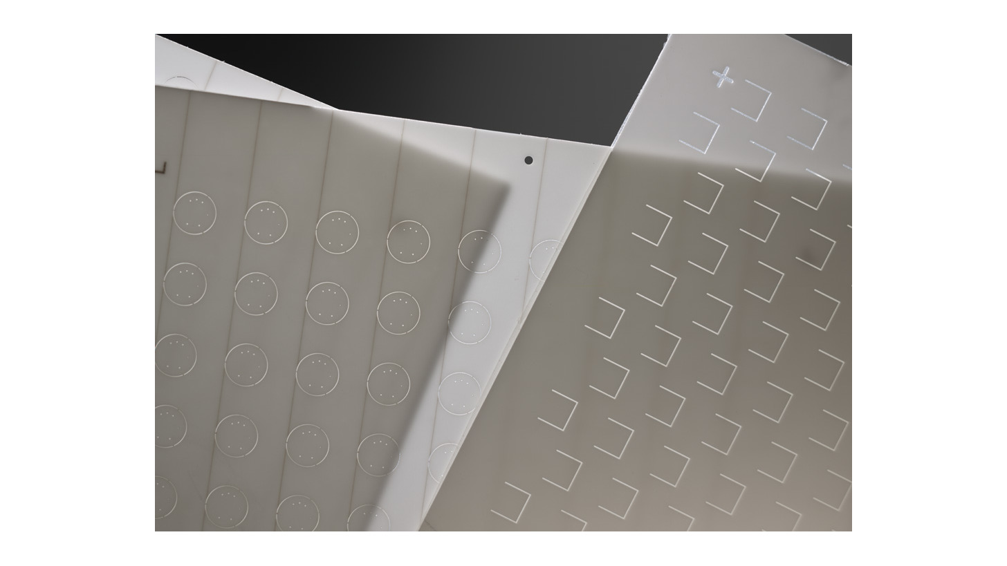 Logo Aluminum Nitride (AlN) Ceramic Substrates