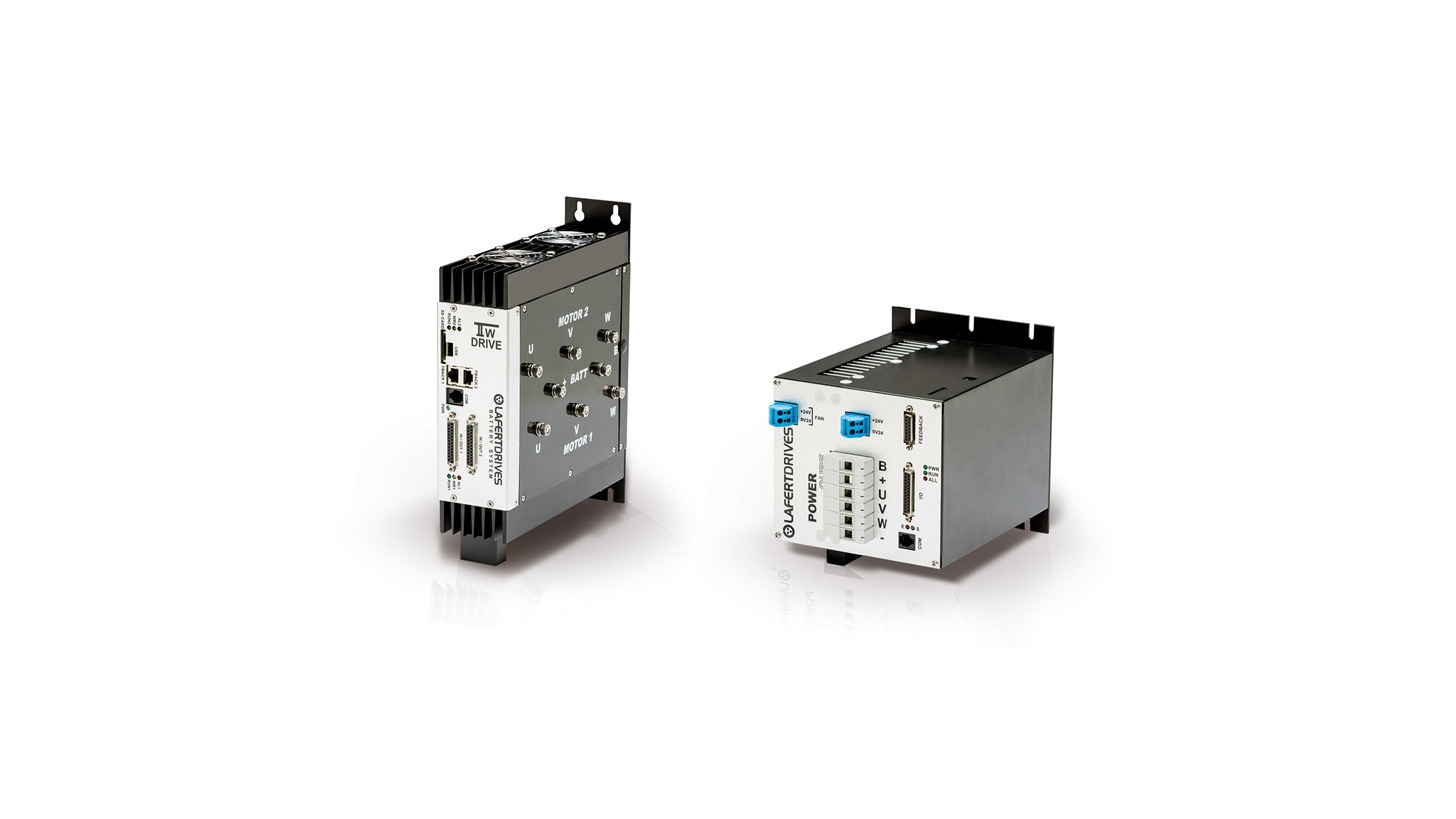 Logo SERVO DRIVES