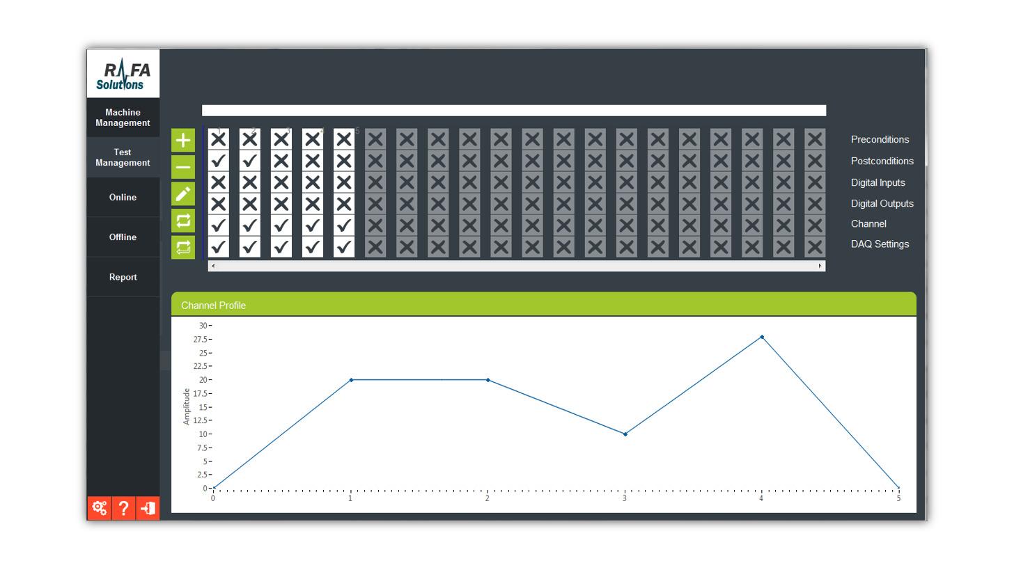 Logo Material Tester Automation Platform
