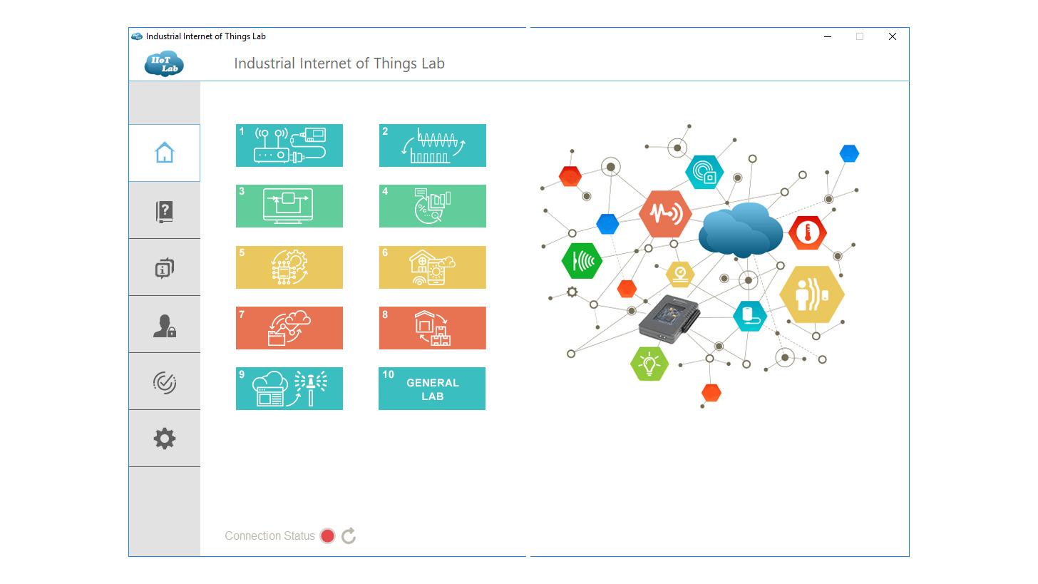 Logo Industrial Internet of Things Lab