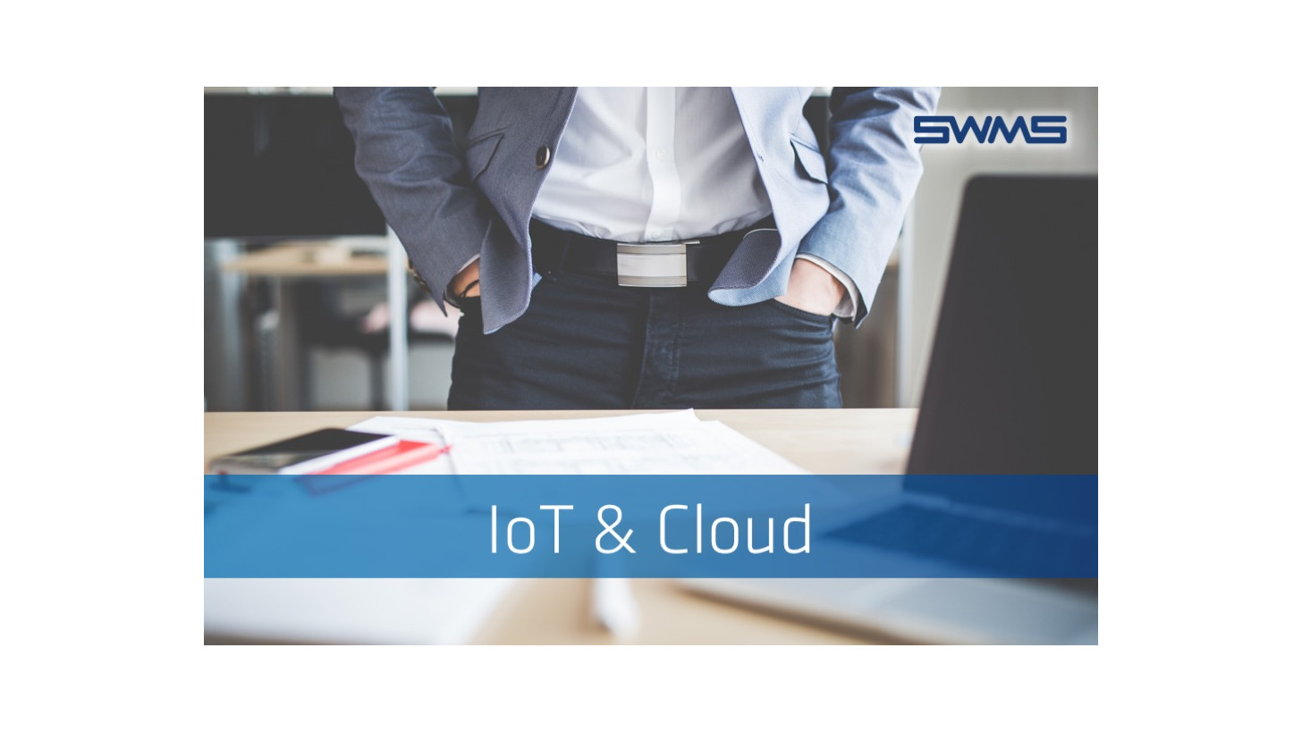 Logo IoT and Cloud