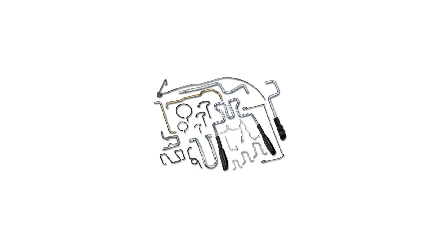 Logo Drahtbiegeteile