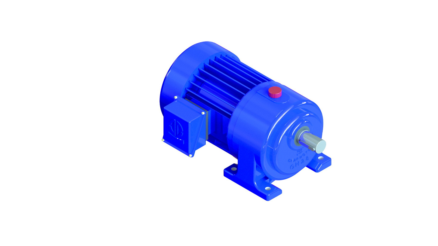 Logo Small Gear Reducer Motor
