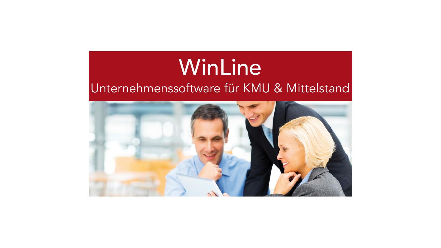 Logo WinLine Komplettlösung - PPS, ERP, CRM