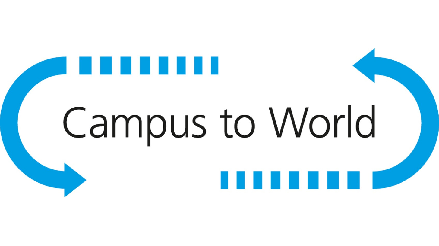 Logo Campus to World