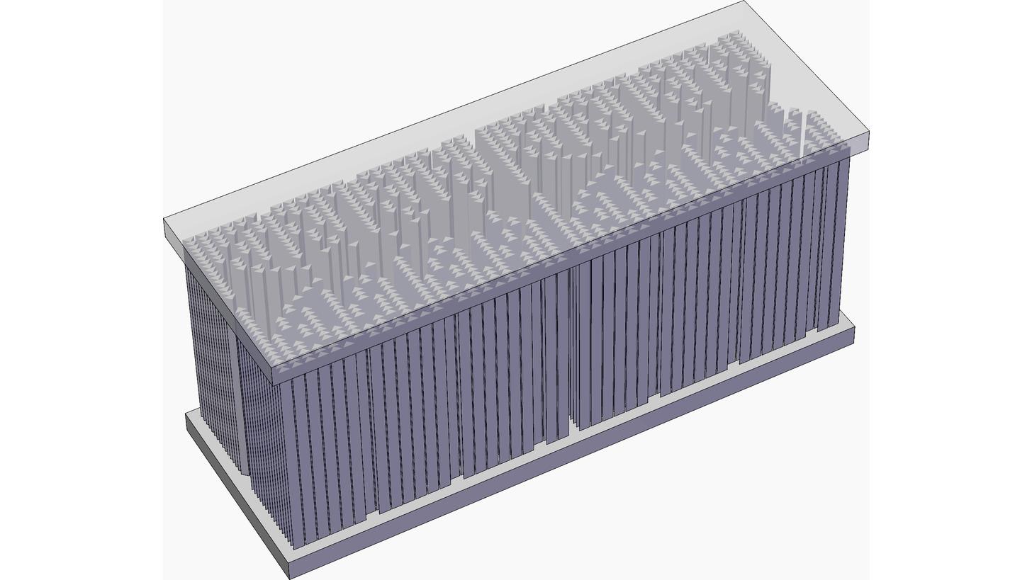 Logo Wolkenkratzer im Mikroformat