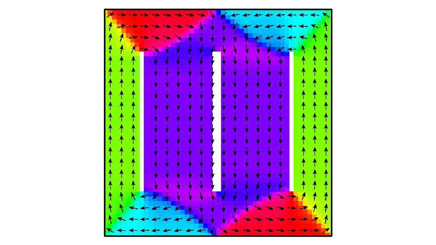Logo Magnetisierung nach Wunsch