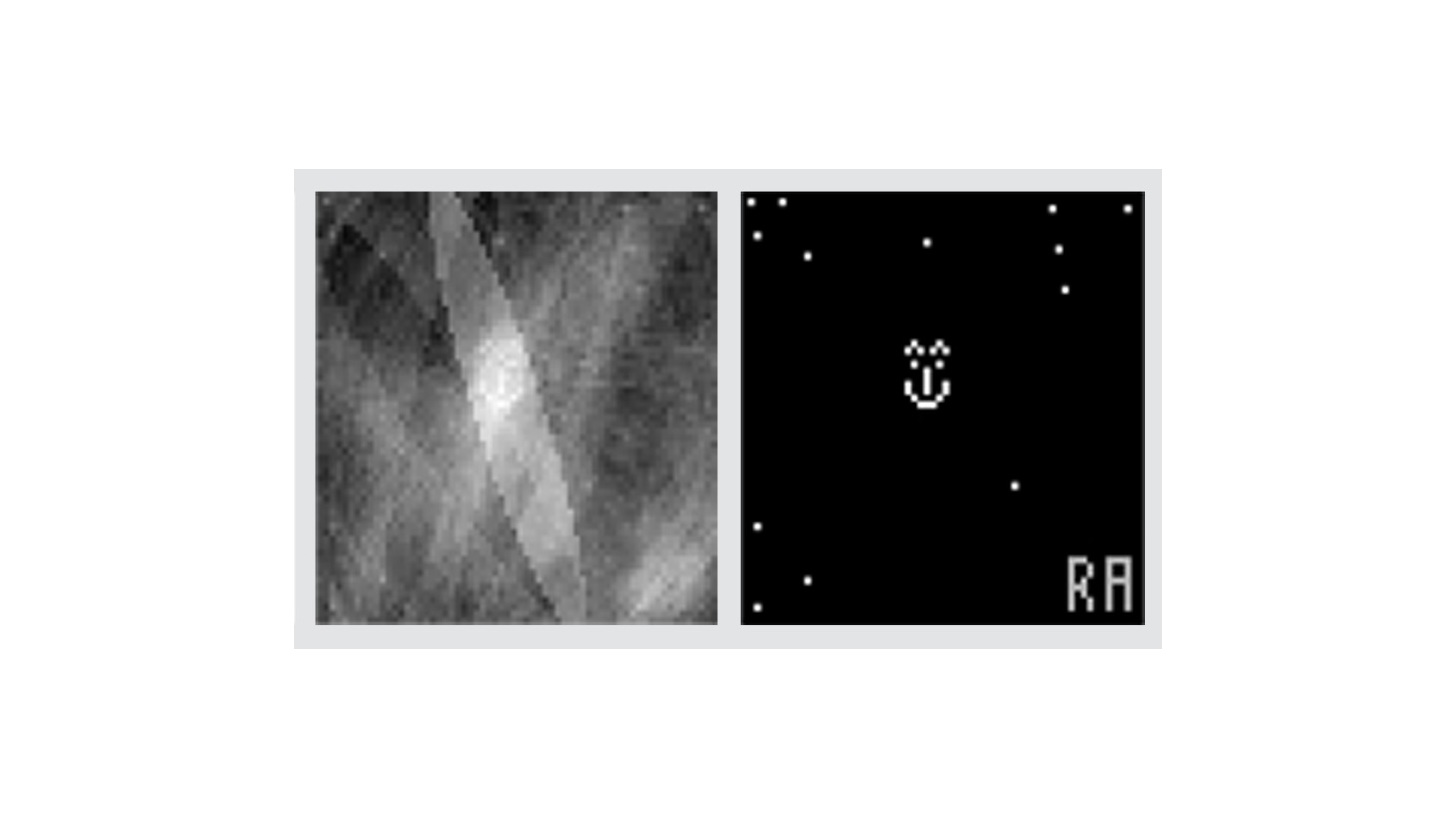 Logo Image Generation for Tomographic Process