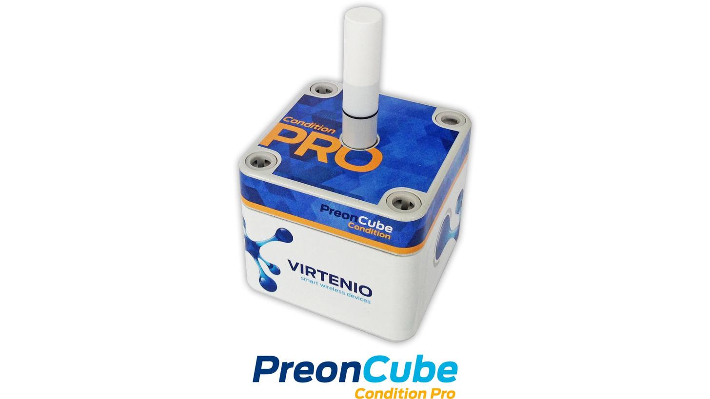 Logo PreonCube Condition Pro