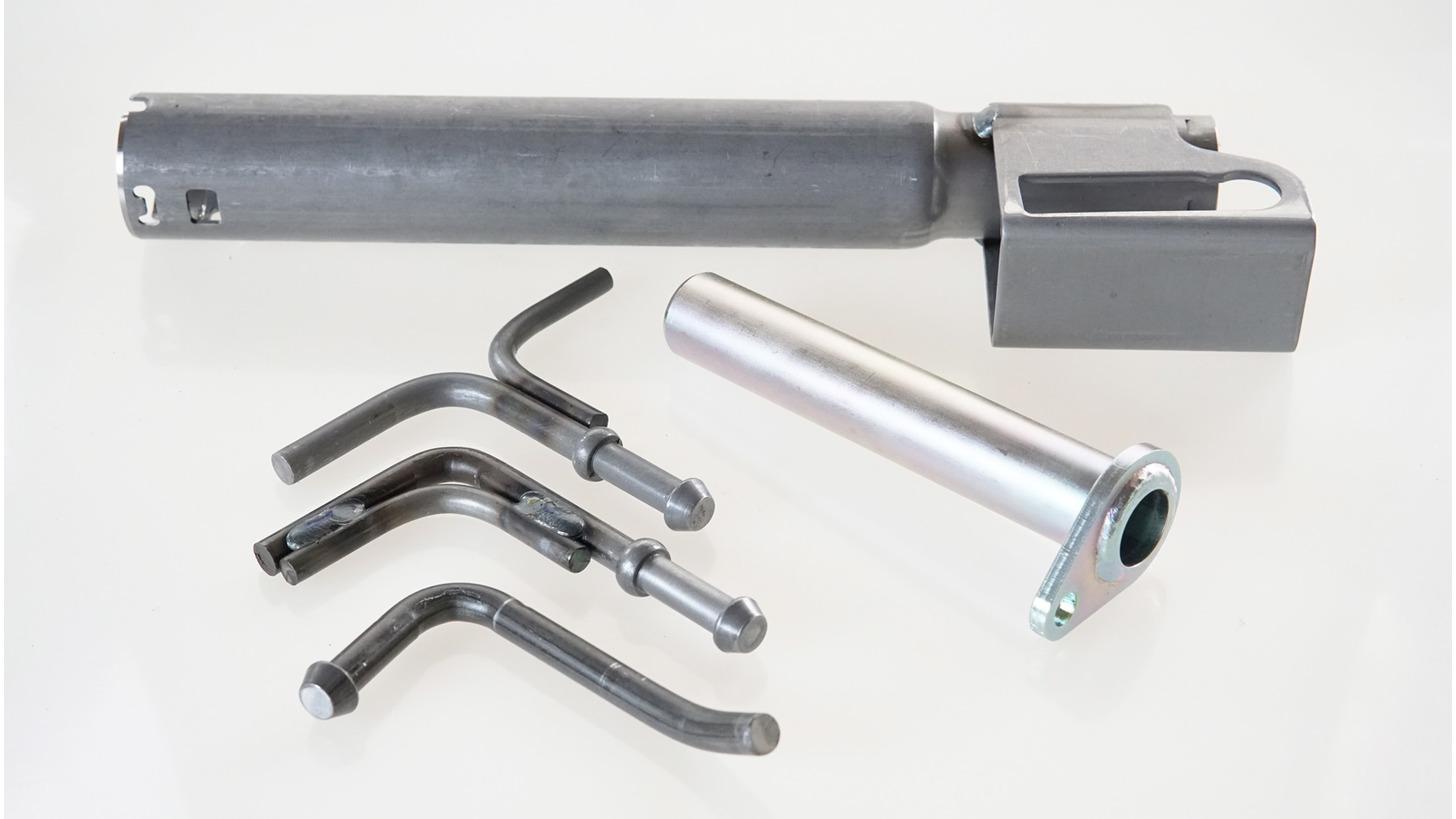 Logo High precision metal parts