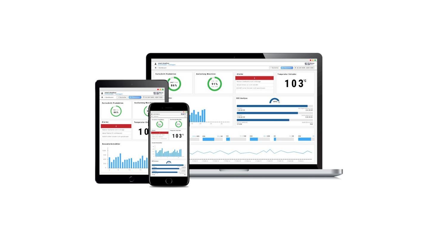 Logo Smart Shopfloor: Digitalisierung einfach